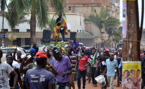 Tight Security at Campaign Rallies for Ugandan By-Election
