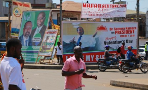 Sierra Leone Holds Final Round of Voting in Presidential Run-Off