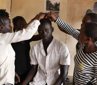 South Sudan's Filmmakers to Help Draw Attention to Social Problems