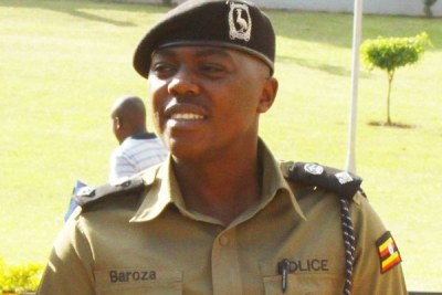 Assistant Commissioner of Police Jonathan Baroza