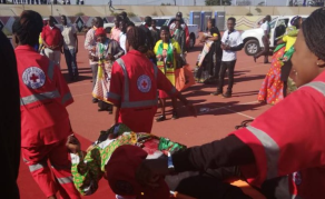 Zimbabwe Election Rally Bombed - Mnangagwa Safe, Others Injured