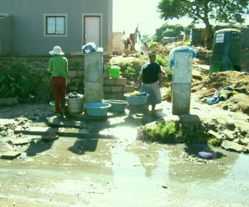 Water and Sanitation Issues in Durban, South Africa