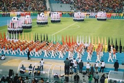 Cérémonie d'ouverture Can 2006