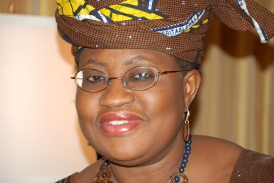 Ngozi Okonjo-Iweala (file photo)
