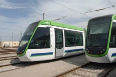 Train tunisien