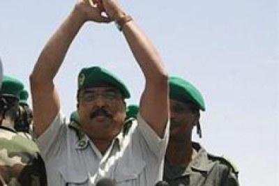 Le nouvel homme fort du régime mauritanien Mohamed Ould Abdel Aziz