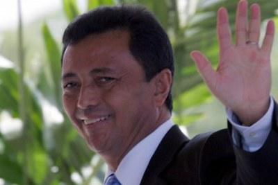 Marc Ravalomanana, ex-président malgache