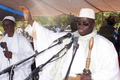 Président Jammeh