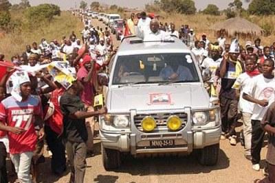 Les municipales en Mozambique peuvent dégénérer à tout moment à cause de la tension entre le pouvoir et les ex-rebelles de la Renamo