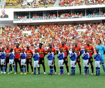 Quarterfinals: Ghana vs Angola