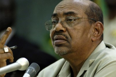 President Omar Hassan al-Bashir of Sudan.