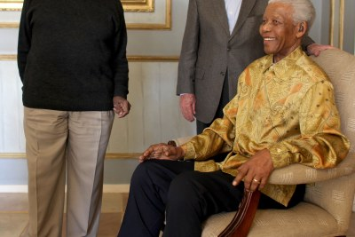 Mandela Reunites with The Elders