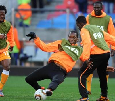 Cote d'Ivoire's Route Through the World Cup