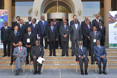 The SADC summit of heads of state and government took place in Windhoek, Namibia.