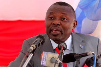 Vital Kamerhe, député national et président de l'UN