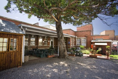 Clinic in Durban (file photo).