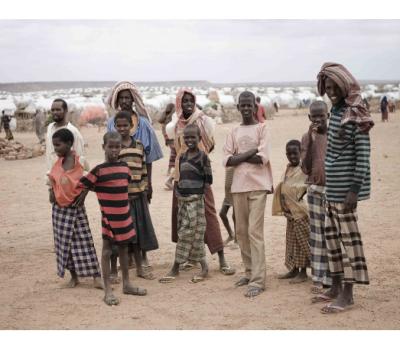 Somali Refugees Seek Shelter in Ethiopian Camps