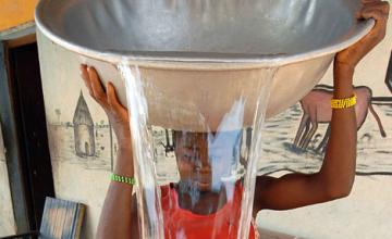 World Meets Global Water Target