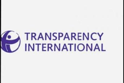 Le logo de Transparency International