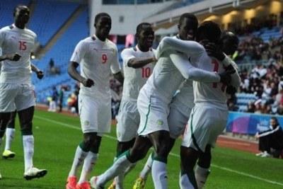 Senegal celebrates victory