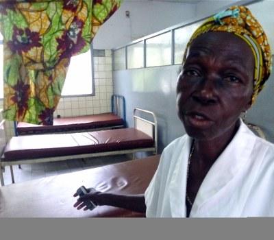 Santé Maternelle à Kinshasa