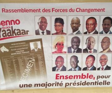 Elections législatives 2012 au Sénégal