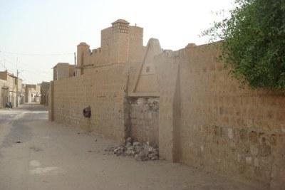 Destruction du mausolée de  Cheikh Sidi Yahya