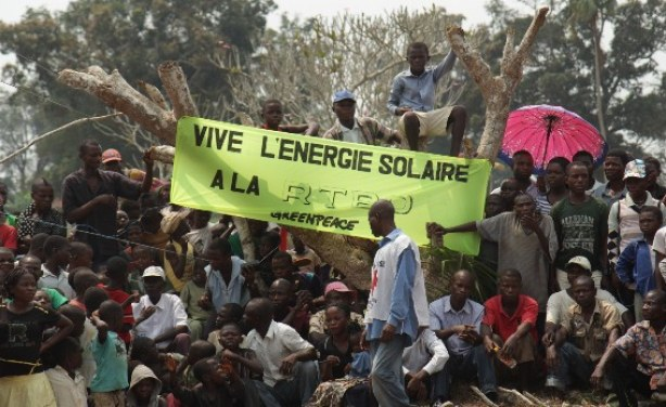 DR Congo Launches Solar Radio