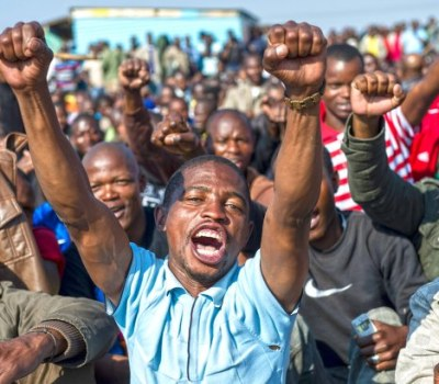 South Africa: Malema Fans The Flames of the Mine Killings?