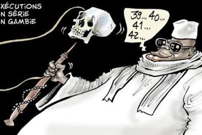 Où va s'arrêter Yahya Jammeh ?