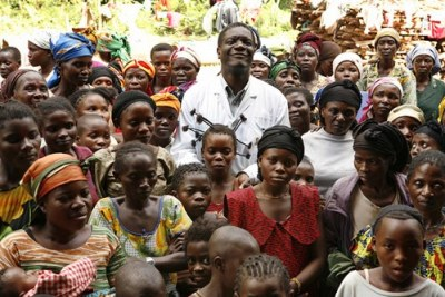 Denis Mukwege (file photo)