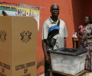 Ghana Goes To Polls