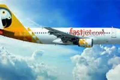 Fastjet: Low cost Tanzania airline.
