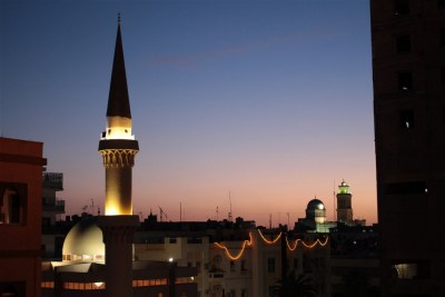 Libya is predominantly Muslim, but also has long-standing Christian communities
