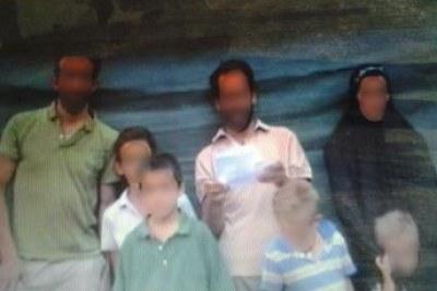 La famille française Moulin-Fournier avait été enlevée mi-février dans le nord du Cameroun par des islamistes de Boko Haram.