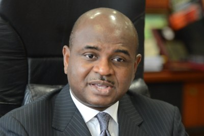 Kingsley Moghalu, Deputy Governor, 