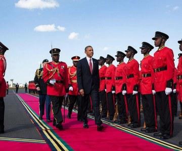 Obama's Last Stop: Tanzania
