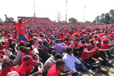 MDC Manifesto Launch in Marondera.