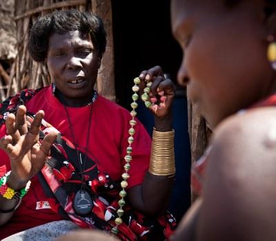 Child Survival in South Sudan