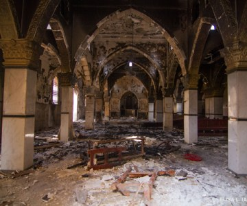 Coptic Churches Under Attack