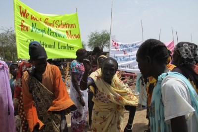 The Ngok Dinka people are pressing for a final solution for their disputed home of Abyei, which lies on the border between Sudan and South Sudan.