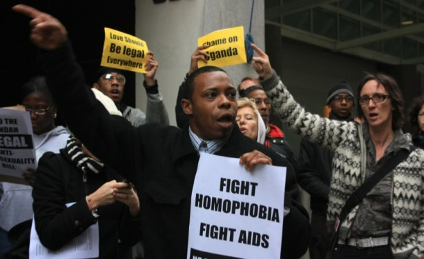 Uganda anti-homosexuality video
