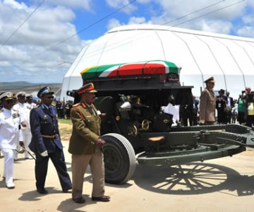 State Funeral of Nelson Mandela