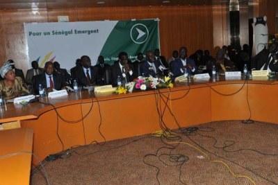 L'émergence économique visée par le gouvernement sénégalais se fera avec le secteur privé.