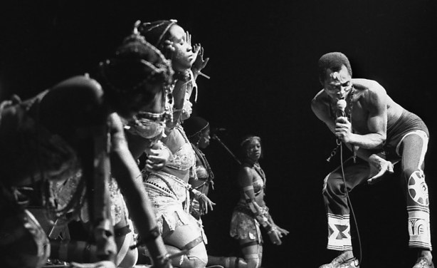 Fela Kuti and the Tools of his Trade: Sex and Politics