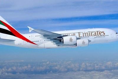 Emirates travels to Dubai (file photo).