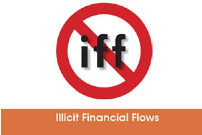 Cover of the Report from the High Level Panel on Illicit Financial Flows from Africa.