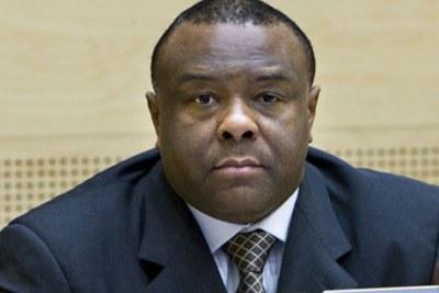 Jean Pierre Bemba.