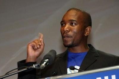 DA leader Mmusi Maimane (file photo).