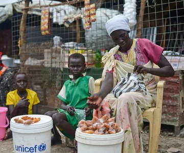 Widespread Atrocities in South Sudan - Human Rights Watch